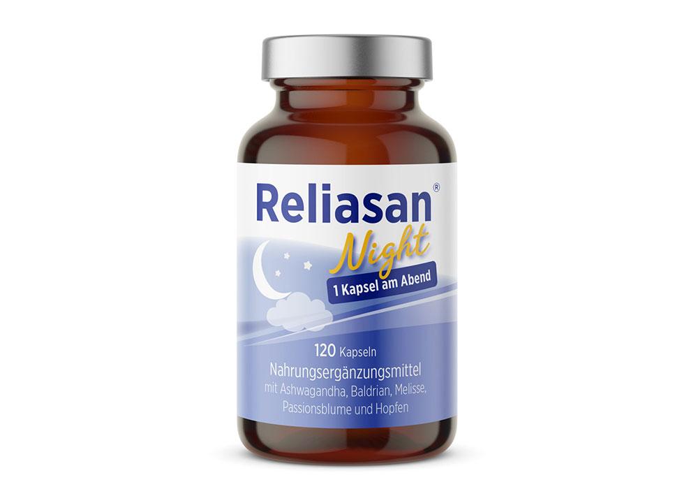 Reliasan<sup>®</sup> night
